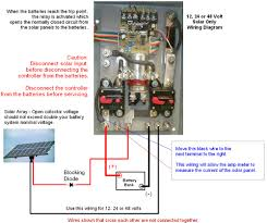 coleman air c440 hva 440 amp 12 24 48v volt wind solar battery 24vac transformer wiring diagram at 24 Volt Control Wiring