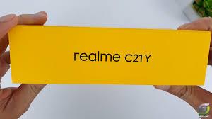 Realme C21y Unboxing