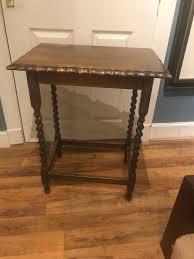 oak hall console table. Antique Oak Hallway Console Table Bargain £25! Hall A