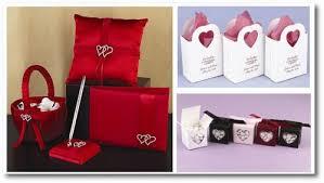 Valentines Day Themed Wedding