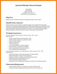 13 Cover Letter Property Manager Hostess Resume