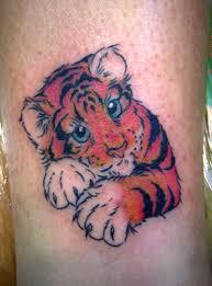 Tetování Zvířata Fotogalerie Motivy Tetování