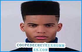 Coupe De Cheveux Homme Avec Un Trait Lannaginasisi Web