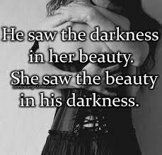 Dark Love Uploaded By Starla Brines On We Heart It New Dark Love Quotes