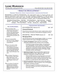 creative resume services