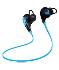 Motorola A910 Bluetooth Headset - Blue ...