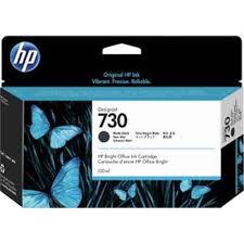 HP P2V65A HP 730 130ml Matte Black DesignJet ... - PROVANTAGE