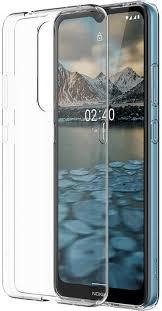 Купить <b>Чехол</b> (клип-кейс) <b>NOKIA Clear</b> Case, для <b>Nokia 2.4</b> ...