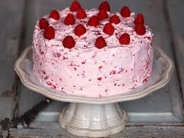Lemon Cake With Fresh Raspberry Buttercream Recipe Serious Eats
