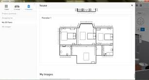Small Picture Free Floor Plan Software HomeByMe Review