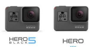 Gopro Hero Vs Hero5 Black Whats The Difference