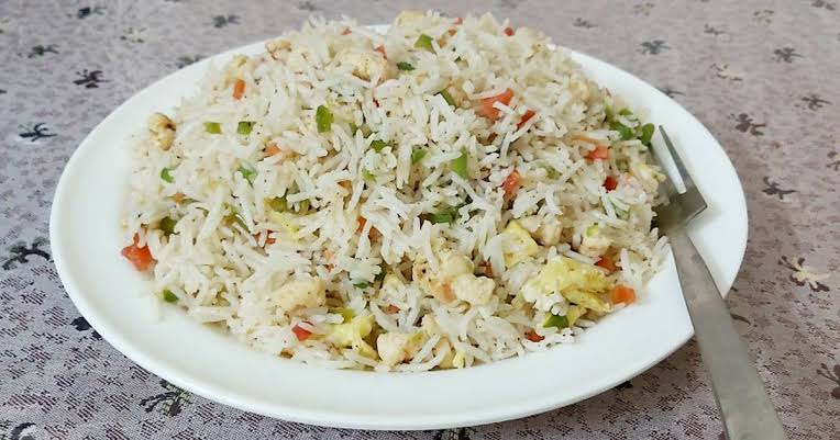 Special Chicken Fried Rice