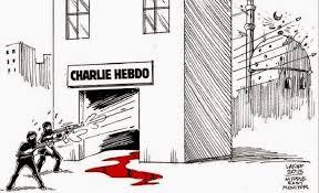 Resultado de imagem para atentado charlie hebdo
