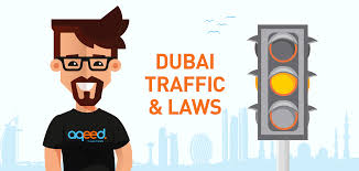 Beating Red Light Demerit Points Traffic Fines In The Uae A Guide To Laws Violations And