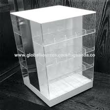 acrylic lucite countertop display case 8 x locking security show acrylic countertop