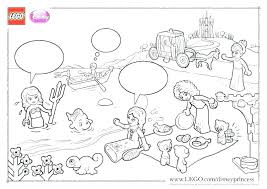 Lego Friends Coloring Book Lego Friends Coloring Pages Printable