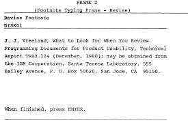 Example Of Research Paper With Footnotes Mla File Format Instances