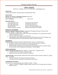 Biology Resume Bio Resume Samples Shalomhouse Biology Resume Template Best Cover 1