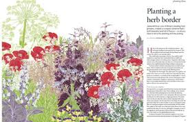 Small Picture Download our designer border plan Herb border Gardens Illustrated