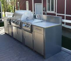 Modular Stainless Steel Outdoor Kitchen Cabinets Kitchen Cabinet Ideas