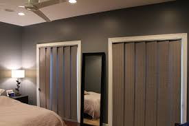 window covering for sliding glass doors bedroom transitional with automated shades automated window