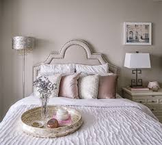 design story a blush pink bedroom for a blogger s wor