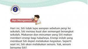 Bahasa indonesia kelas x edisi revisi hal 188 tolong dibantu. Kunci Jawaban Tema 6 Kelas 3 Halaman 15 16 18 19 Buku Tematik Subtema 1 Pembelajaran 2 Sumber Energi Tribunnews Com Mobile