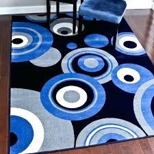 cobalt blue area rug blue gray area rug photo 1 of 3 modern blue gray area cobalt blue area rug