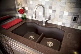 pretty kitchen sinks. granite countertop with comosite sink by minnesota pretty kitchen sinks and marble countertops mn