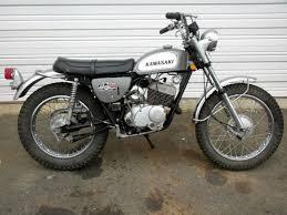 vintage kawasaki motorcycles. Wonderful Vintage 1969 Kawasaki 250 Sidewinder Vintage Enduro Motorcycle Original US  91000  To Motorcycles