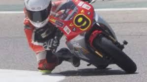 El pilot de motos Àlex Loza continua liderant la Copa Catalana ...