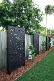 free standing outdoor privacy screens screen for garden screening fence in ideas on how to preserve free standing outdoor privacy screens