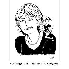 Hommage à Claire Bretécher  | Catel Muller – blog