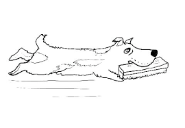Coloring Pages Of Dogs Coloring Pages Dogs Printable Coloring Pages
