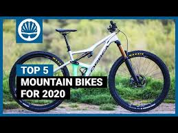 top 5 2020 mountain bikes you