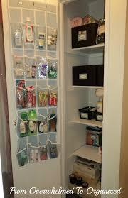 bathroom closet ideas. Organizing My Linen Closet Part 2: The Full Reveal! | From Overwhelmed To Organized: Bathroom Ideas