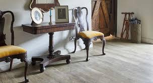 wood vinyl flooring in a hallway