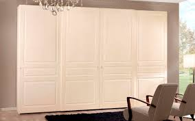 traditional wardrobe wooden sliding door