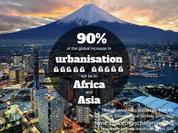 urbanisation st century challenges urbanisation