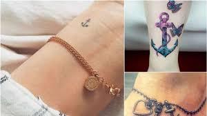 Tatuaggi Ancora Per Lei Le Idee Più Belle Foto Stylosophy