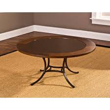 canada round flower tall coffee table gold metal glass round side
