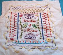 Stitching Patterns Delectable Sublime Stitching Patterns Veronica Stitches