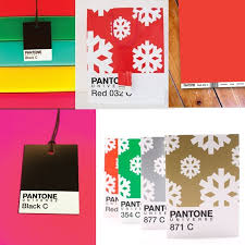if it s hip it s here pantone wrapping paper gift bags gift s and cards for the designer