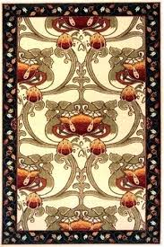 arts and crafts style rug craftsman style area rugs arts crafts mission style ivory wool area