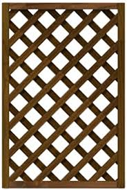 Custom wooden lattice grille mission trellis wooden trellis wood grid panel from hardwood wooden lattice panels, lattice door inserts in custom dimensions. Amazon Com Wall Mounted Wooden Garden Trellis Panels Anticorrosive Fence For Outdoor Garden Yard Balcony Decoration Partition Climbing Flowers Plant Growing Support Screen Rectangle Garden Outdoor