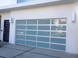 lovely glass garage doors los angeles 65 on modern home design planning with glass garage doors