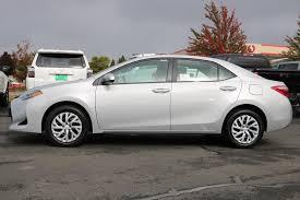 New 2018 Toyota Corolla LE 4dr Car in Roseburg #T18049 | Clint ...