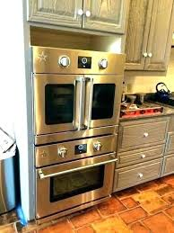 side swing wall oven viking french door oven best side swing wall ovens for reviews intended
