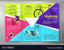 Folding Poster Template Tri Fold Poster Template