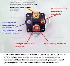 4 pole starter solenoid wiring diagram starter relay wiring diagram Relay Switch Wiring Diagram 4 pole starter solenoid wiring diagram starter relay wiring diagram safety driving protection universal ignition switch